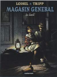 Magasin general 04. de biecht - regis Loisel (ISBN 9789030362210)