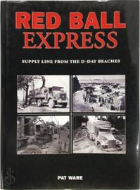 Red Ball Express - Pat Ware (ISBN 9780711031920)
