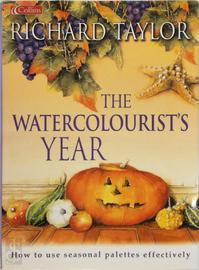 Watercolourist's Year - Richard S. Taylor (ISBN 9780004134048)