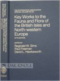 Key Works to the Fauna and Flora of the British Isles and Northwestern Europe - G.J. Kerrich (ISBN 0124055508)