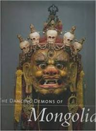 The Dancing Demons of Mongolia - Jan Fontein (ISBN 9780853317982)