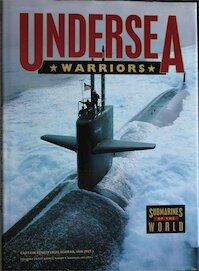 Undersea warriors: submarines of the world - Ernest Louis Schwab, Robert Y. Kaufman [Foreword] (ISBN 9780881769302)