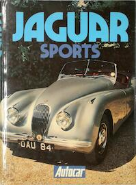Jaguar Sports - Peter Garnier (ISBN 9780600352761)