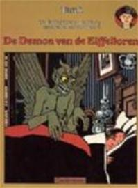 De demon van de Eiffeltoren - Jacques Tardi, Anne Delobel (ISBN 9789030356028)