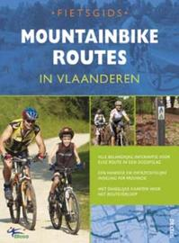 Fietsgids Mountainbike routes in Vlaanderen (ISBN 9789044719963)