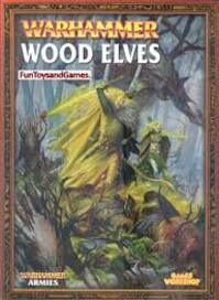 Warhammer Wood Elves - N/a (ISBN 5011921914098)
