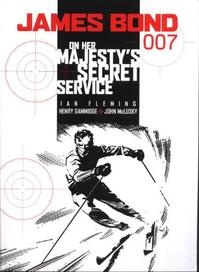 James Bond - Ian Fleming, Henry Gammidge (ISBN 9781840236743)
