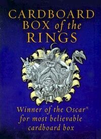 Cardboard Box of the Rings [3 volumes] - Adam Roberts, Henry Beard (ISBN 9780575076570)