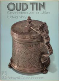 Oud tin - Mory (ISBN 9789060970553)