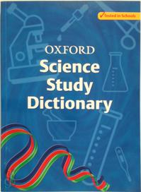 Oxford Science Study Dictionary - Chris Prescott (ISBN 9780199151196)