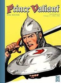 Prince Valiant - Hal Foster (ISBN 9782302042377)