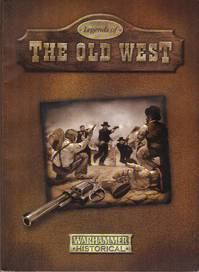 Legends of the old west - Marshal Mark Latham, Rick Priestly (ISBN 1841545678)