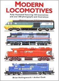 Modern locomotives - Brian Hollingsworth (ISBN 9780862883515)