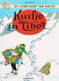 Kuifje in Tibet - Hergé (ISBN 9789030326595)