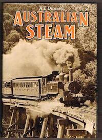 Australian Steam - A. E. Durrant (ISBN 9780715376058)