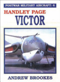 Handley Page Victor - Andrew Brookes (ISBN 9780711018037)