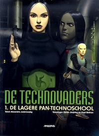 Technovaders 01. de lagere pan-technoschool - Zoran Janjetov (ISBN 9789034328199)