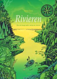 Rivieren - Peter Goes (ISBN 9789401450157)