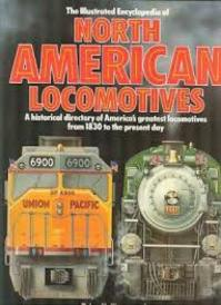 North American Locomotives - Brian Hollingsworth (ISBN 0861011481)