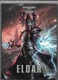 Eldar. Warhammer 40000 codex - Phil Kelly (ISBN 9781782530190)