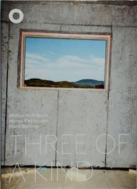 Three of a kind - Marco Pietracupa, Hans Ibelings (ISBN 9789081920797)