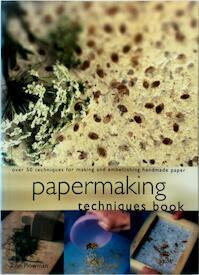 Papermaking Techniques Book - John Plowman (ISBN 9781840923353)