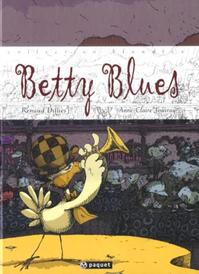 Betty blues - Renaud Dillies (ISBN 9789462801950)