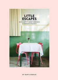 Little escapes - Maartje Diepstraten (ISBN 9789000355105)