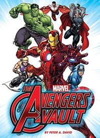 The 0Marvel the Avengers Vault - Peter A. David (ISBN 9781626862999)