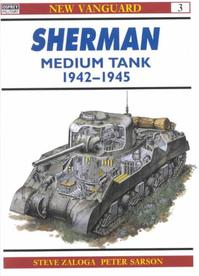 Sherman Medium Tank 1942-1945 - Steven J. Zaloga (ISBN 9781855322967)