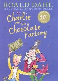 Charlie and the chocolate factory - Roald Dahl (ISBN 9780670914661)