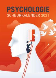 Psychologie Scheurkalender 2021 - Red (ISBN 9789085716907)