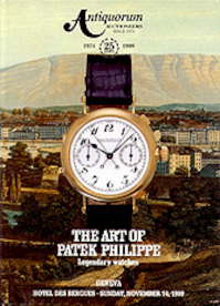 The art of Patek Philippe