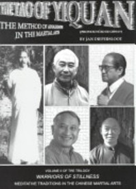 The Tao of Yiquan - Jan Diepersloot (ISBN 9780964997615)