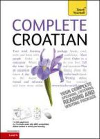 Complete Croatian Book/CD Pack: Teach Yourself - David Norris (ISBN 9781444102321)