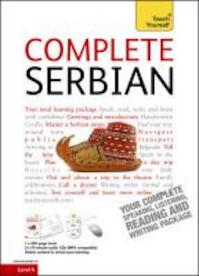 Complete Serbian Book/CD Pack: Teach Yourself - Vladislava Ribnikar (ISBN 9781444102314)