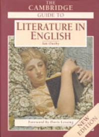 The Cambridge Guide to Literature in English - Ian Ousby (ISBN 9780521440868)