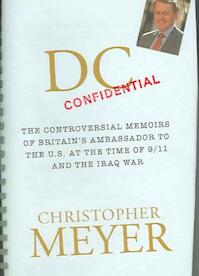 DC Confidential - Christopher Meyer (ISBN 9780297851141)