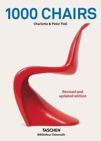 1000 Chairs - Charlotte & Peter Fiell (ISBN 9783836563697)