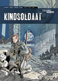 Kindsoldaat 3/3 - Bresson, Chouin, Larme (ISBN 9789460789397)