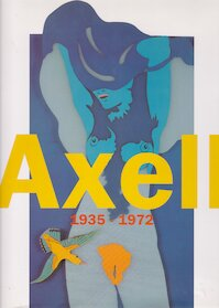 Axell - Evelyne Axell, Hugo Claus (ISBN 9789053492611)