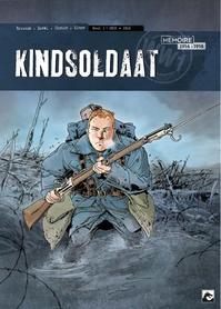 Kindsoldaat 1/3 - Bresson, Duval, Chouin, Simon (ISBN 9789460788727)