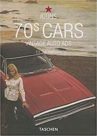 70s cars - Tony Thacker, Jim Heimann (ISBN 9783822848005)