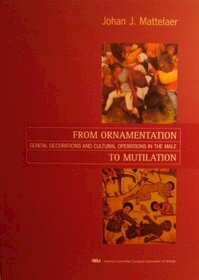 From ornamentation to mutilation - J. Mattelaer (ISBN 9789071868887)
