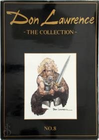 Don Lawrence - the collection No. 8 - Don Lawrence (ISBN 9789073508187)