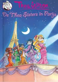 De Thea Sisters in Parijs - Thea Stilton (ISBN 9789085920830)