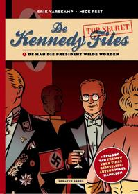 De Kennedy Files - Erik Varekamp, Mick Peet (ISBN 9789492117526)