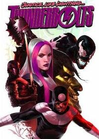 Thunderbolts: Faith in Monsters - Warren Ellis, Mike Deodato (ISBN 9780785125686)