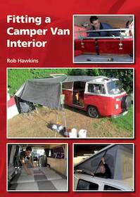 Fitting a Camper Van Interior - Rob Hawkins (ISBN 9781847976055)