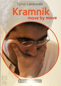 Kramnik Move By Move - Cyrus Lakdawala (ISBN 9781857449914)